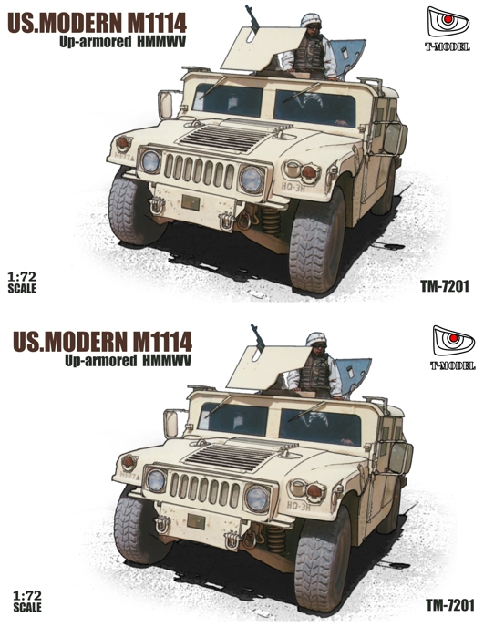M1114 HMMWV uparmored - Click Image to Close
